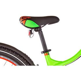 s'cool troX urban 24 3-S Kinder neon green